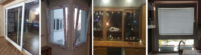 تعویض پنجره های قدیمی با دوجداره بدون تخریب,